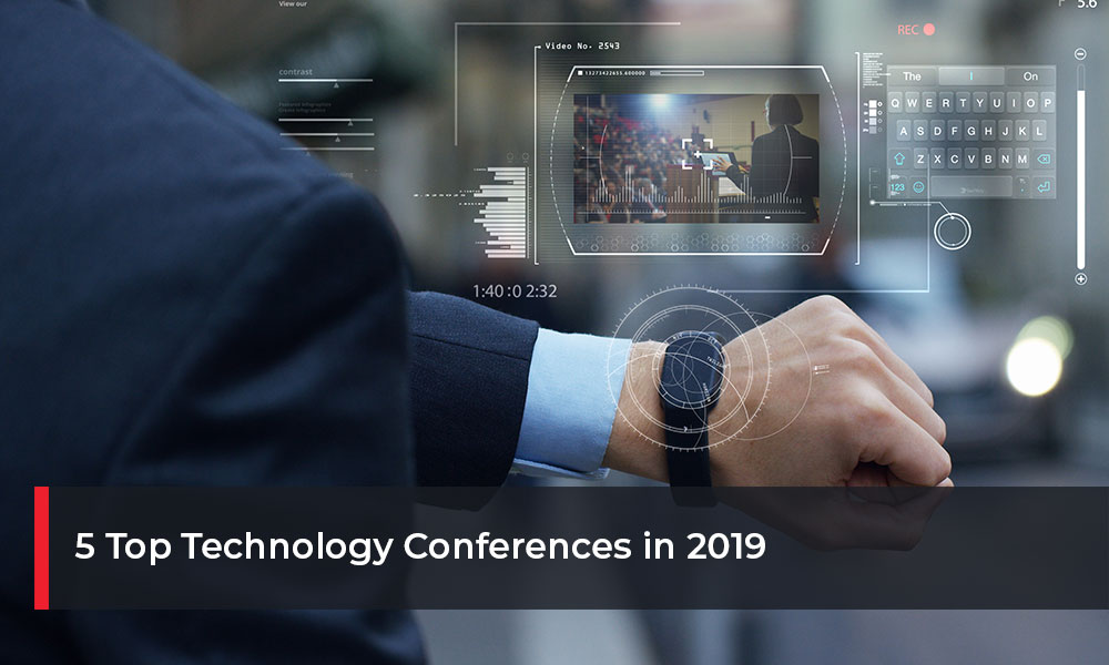 5-Top-Technology-Conferences-in-2019