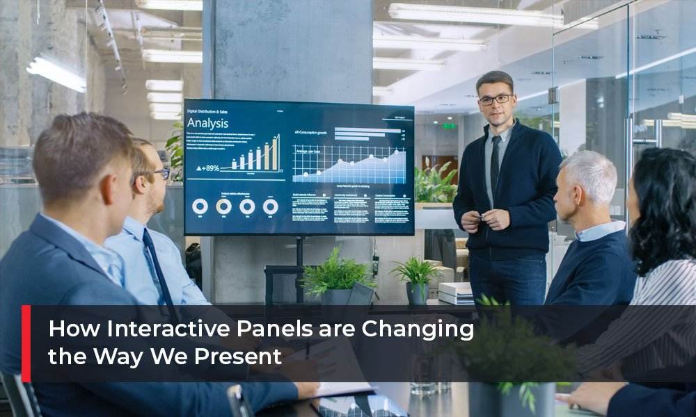 How Interactive Panels are Changing the Way We Present