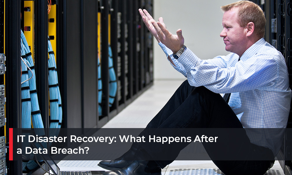 IT Disaster Recovery What Happens After a Data Breach