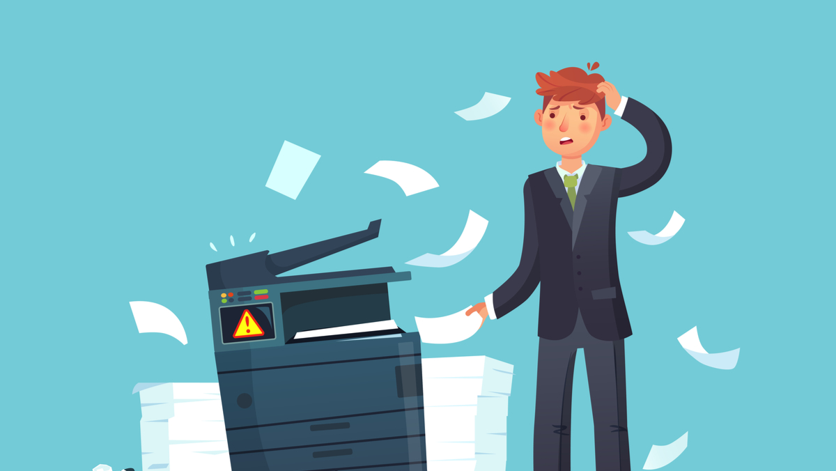 Telltale Signs It's Time to Replace Your Copier | DSI